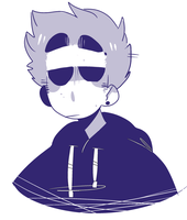 weird tom doodle by oreshiso