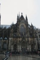 cologne dome today 3 by ingeline-art