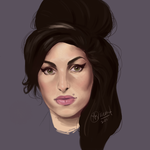 Amy Winehouse by siteh