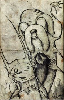 Adventure Time Cult by ShawnCoss