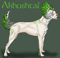 Akhushtal by ReaWolf