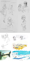 SMILEstuff_Sketches part29 by Kasimova