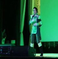 Kuvira cosplay GIF by signore-illusionista