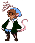 A Case of Identity [ Mouse Detective ] by Whimsical-Sage