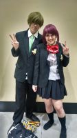 Makoto and Gou from Free by TheRollingGirls
