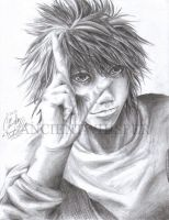 I C L - Death Note by synchronetta