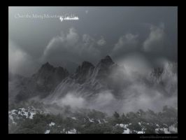 Over the Misty Mountains Cold by cibervoldo