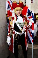 Pirate England cosplay by Shurf-Alucard