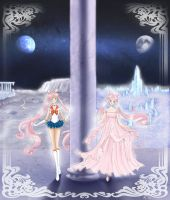 Neo Sailor Moon - Princess Lady Serenity by ChibiRikku