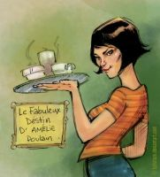 ..amelie by hahatem