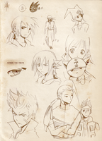 A.T.N. sketch compilation by Crazy-Nero