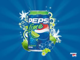 Pepsi Lime by chanito