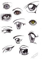Eyes by TavaresArts