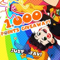 1K Points Giveaway (CLOSED) by Joyfool