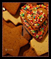 I Heart Gingerbread by 6mpxGrace