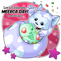 Neopets- Meerca Day 2010 Entry by cartoonist