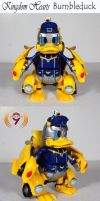 Kingdom Hearts Bumbleduck by Unicron9