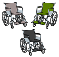 Walfas Custom Props - Wheel Chair (Download) by grayfox5000