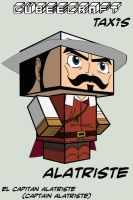 Cubee - Alatriste by TaxisFlashDude