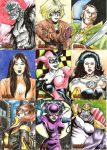 DC Cards Super Villans 2 by Ariana-Aerith