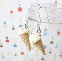 icecream earring 000 by PetiteCreation