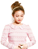 Lee Hi PNG [Render] by GAJMEditions