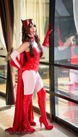 Scarlet Witch 2 by Nightmare-Lust