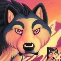 Detailed Icon: Arano by FlannMoriath