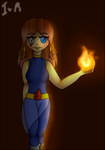 I'm a firebender by turbolovers