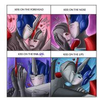 Kissing Meme - OPxSS by Cold-Creature