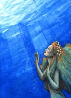 The Little Mermaid by barbaramj