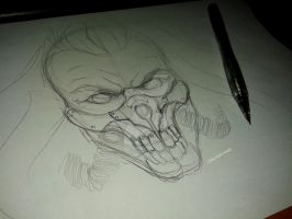Immortan Joe W.I.P. by CristianHane