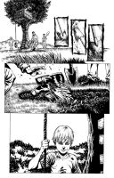 FUNHOUSE of HORRORS 2 Page 13 by RudyVasquez