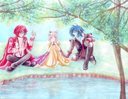 companions by chicharia