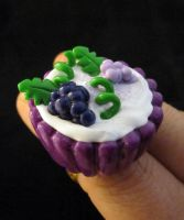 Grape Tart Ring by egyptianruin