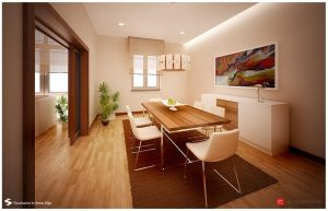 B.T.-Dining Room by Semsa