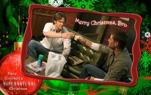 Supernatural Christmas WS by macfran
