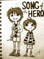 BH6: Song of the Hero by Shenny-Shendelier