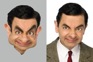 Mr. Bean by RodneyPike
