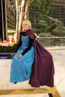 The Queen of Arendelle by MishaCosplay