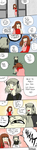 Arriving to Morpher Manor page 1/2 by TroubleLeaf