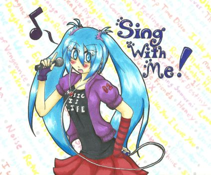 'Sing With Me' by Wikz101