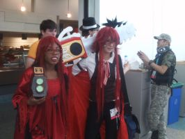 Anime Expo 2012 (5) by CupcakeW0nderland