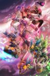 The Star Guardians by freezeex