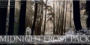 Midnight Frost Pack by Stra-thorn