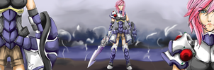 Lightning Returns entry by pandamangaugau