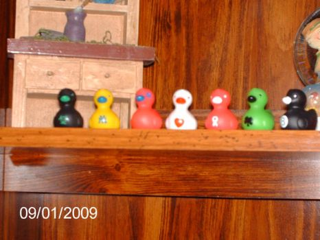 New Mini Duckies 2 by AnnieSmith