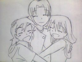 Happy Mother's Day! - pokemon style by Uta-Makoto-chan