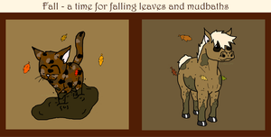 Comic - Fall by Shierrr