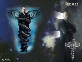 House MD Wallpaper 2 by RubyF95